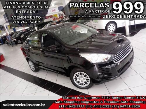 Ford Ka + Se Plus 1.0 2021 0km Parc. A Partir De 60x999