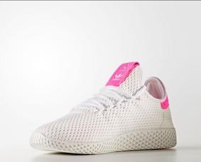 295fcc67f Tenis Adidas Feminino Preto Com Rosa Caminhada - Calçados, Roupas e ...