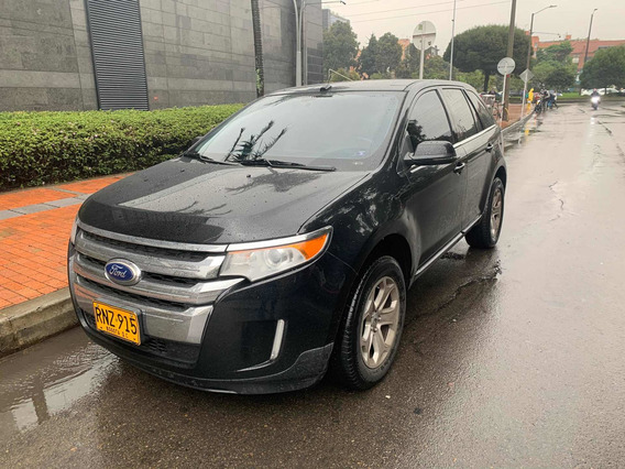Ford Edge Limited 3.5 2012 Negra Sun Roof