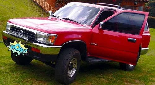 Toyota 4runner 1995 3.0 Sr5 Mecánica