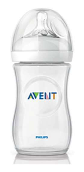 Mamadera Linea Natural Avent 330 Ml Babymovil