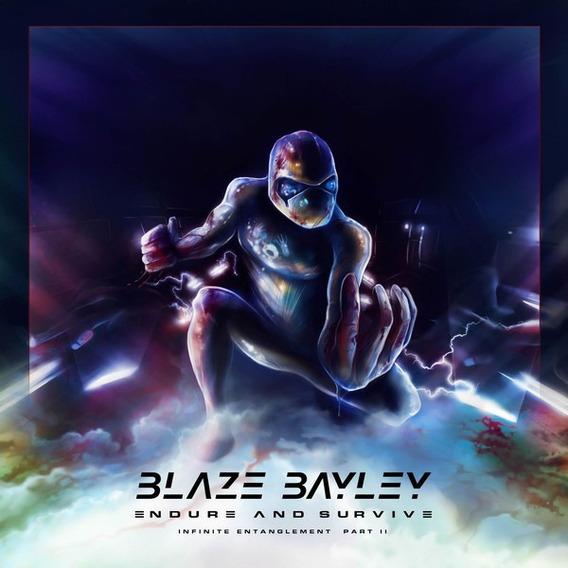 Cd Blaze Bayley Endure And Survive