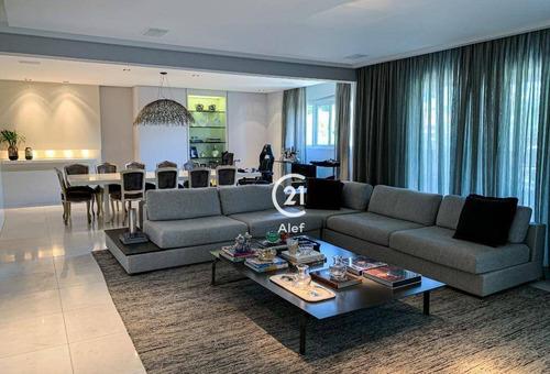 Apartamento À Venda, 290 M² Por R$ 4.610.000,00 - Higienópolis - São Paulo/sp - Ap2874