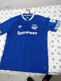 Camisa Everton Fc 2018/19