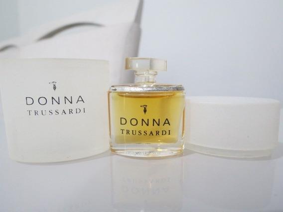 Donna Trussardi Parfum Miniatura Perfume Importado 4,5ml