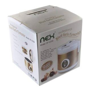 Nex-ht Kf20 Negro Ajo Fermentador, Oro