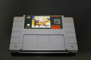 Juego Para Super Nintendo Dragon Ball Z