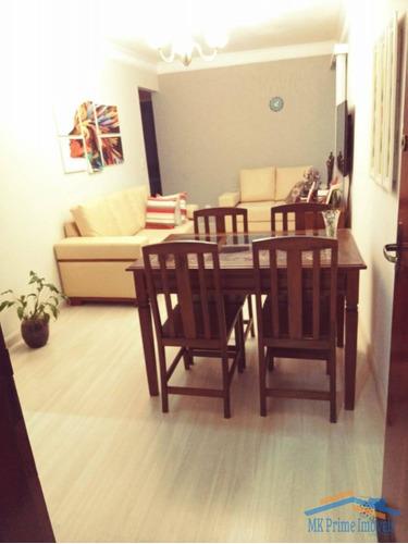 Imagem 1 de 13 de Apartamento No Condomínio Flamboyant Em Osasco - 1553