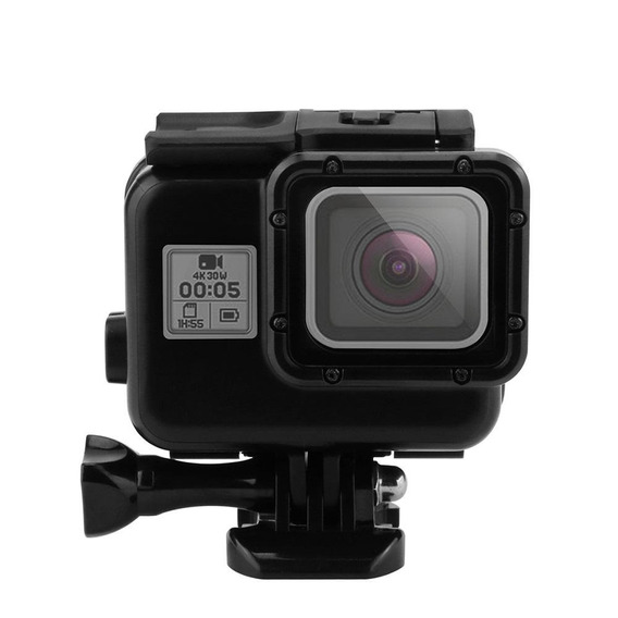 Caixa Estanque Blackout Hero5 Ou Hero6 Black- Gopro
