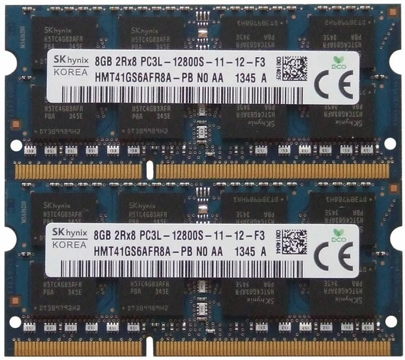 Mem 16g Macbook Pro 13 2011 Mc724ll/a Emc 2419 + Ssd 250gb