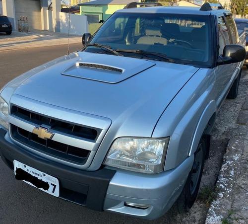 Chevrolet S10 2011 2.8 Colina Cab. Dupla 4x2 4p