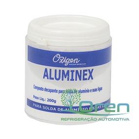 Fluxo Para Solda Aluminex Oxigen