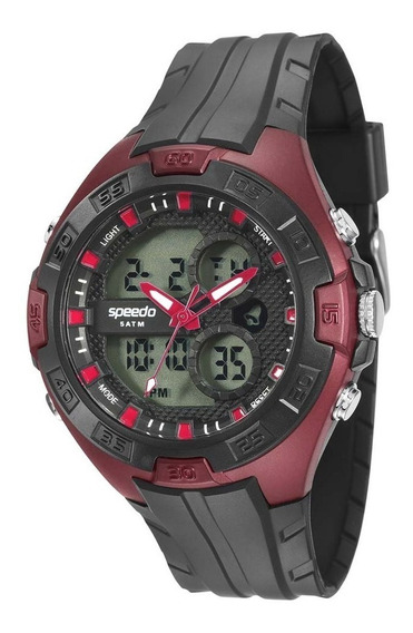 Relógio Speedo Masculino Anadigi 81099g0evnp1