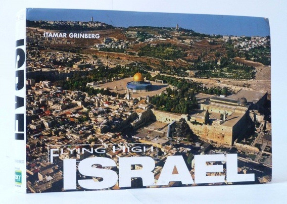 Livro Flying High Israel Itamar Grinberg