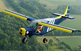Projeto P/construção Avião Stol Ch 701 Ultraleve Monoplano B