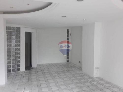 Imagem 1 de 8 de Sala Para Alugar, 49 M² Por R$ 1.600,00/mês - Boa Viagem - Recife/pe - Sa0167