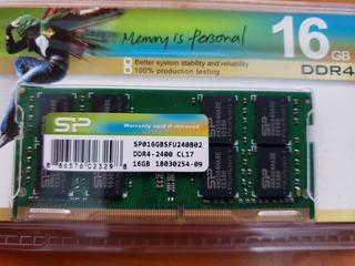 Memoria Ram Ddr4 16gb Sp