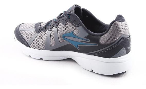 Zapatilla Running Motion Gr/az Topper Unisex