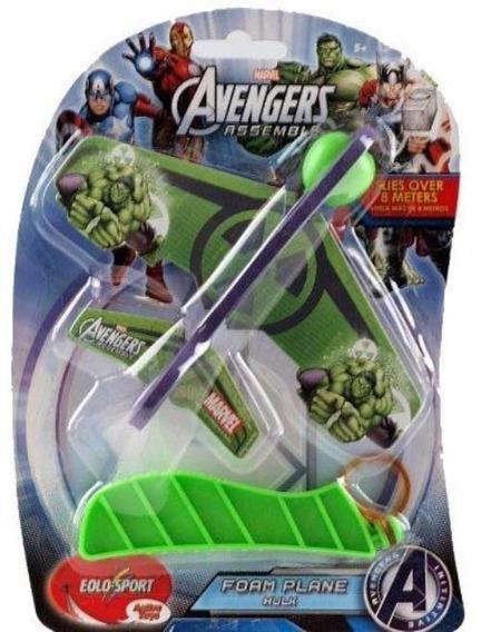 Avião Light Plane Hulk- Candide