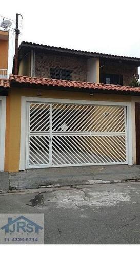 Sobrado Com 3 Dormitórios À Venda, 145 M² Por R$ 680.000,00 - Cipava - Osasco/sp - So0354