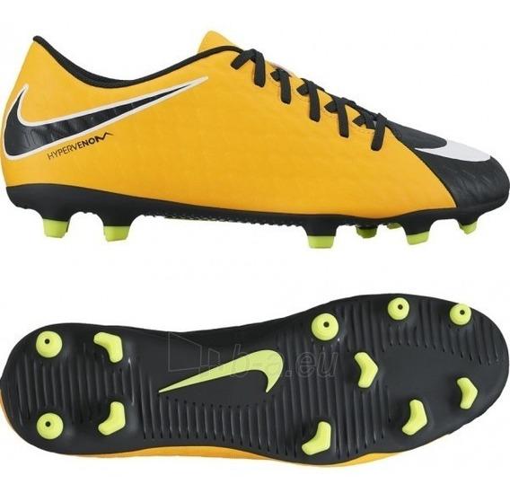 Chuteira Nike Mercurial Jr Hypervenom Infantil Marceloshoes