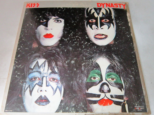Kiss - Dynasty  Lp