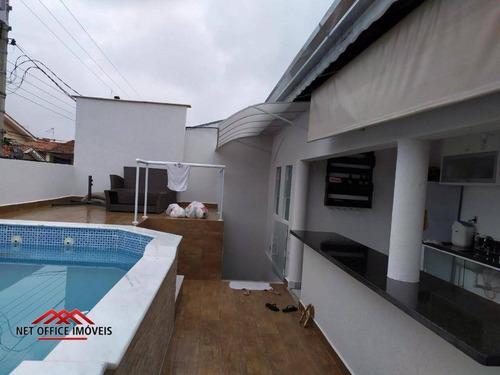 Imagem 1 de 30 de Casa Com 3 Dormitórios À Venda, 250 M² Por R$ 477.000,00 - Água_ Soca - São José Dos Campos/sp - Ca0506