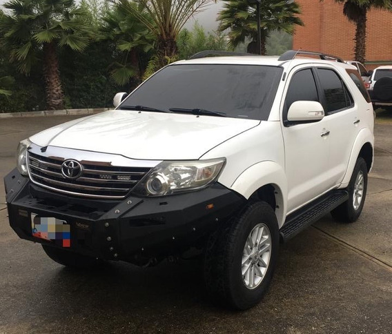Fortuner 2012 Blindada Nivel 3
