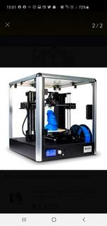Impresora 3d Exo Fav10
