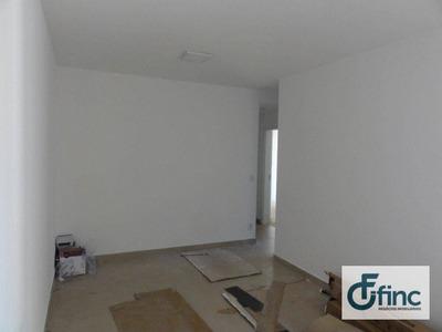 Apartamento Com 3 Dormitórios Para Alugar, 66 M² Por R$ 1.150/mês - Jardim Nova Manchester - Sorocaba/sp - Ap1009