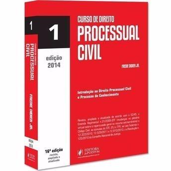 Curso De Direito Processual Civil Vol 1 2014