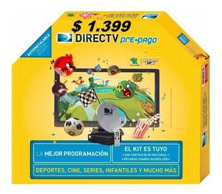 Kit Prepago Con Antena Para La Costa O Zonas Bajas