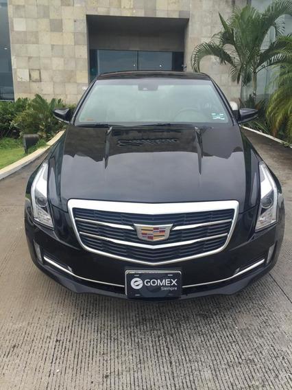 Cadillac Ats Coupe 2016 2 Puertas / Sidi Turbo