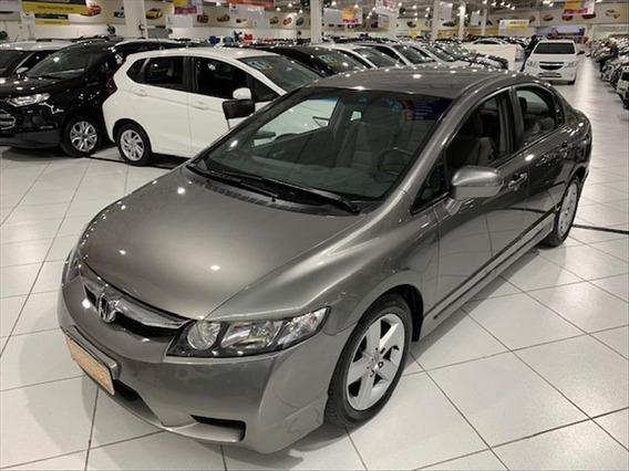 Honda Civic Civic Lxs 1.8 16v Flex Automático
