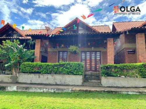 Imagem 1 de 30 de Casa Em Condomínio, À Venda - Gravatá/pe - Vl0212