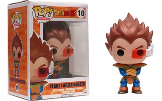 Dragon Ball Z | Vegeta Arlia Planet | Funko Pop | Importado