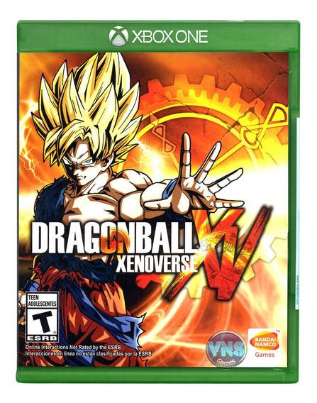 Dragon Ball Xenoverse - Xbox One - Mídia Física Novo Lacrado