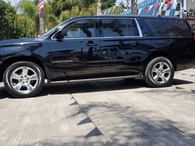 Chevrolet Suburban 5.3 Lt V8 Piel Blindaje Nivel 3
