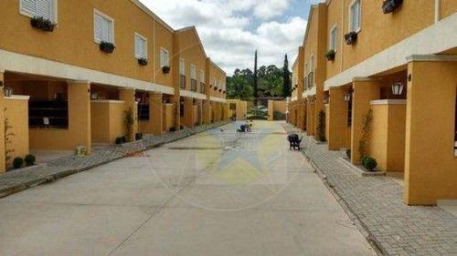 Imagem 1 de 14 de Casa Residencial À Venda, Jardim Estância Brasil, Atibaia - Ca0497. - Ca0497