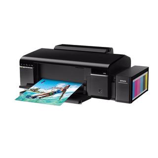 Impresora Fotografica Epson L805 Sistema Continuo Cd Dvd