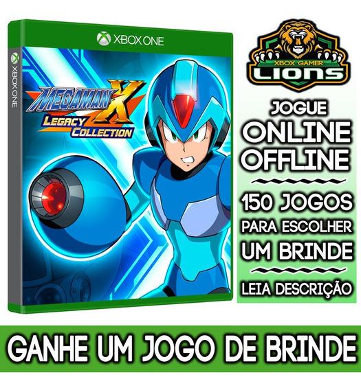 Mega Man X Legacy Collection 1 Xbox One + Brinde
