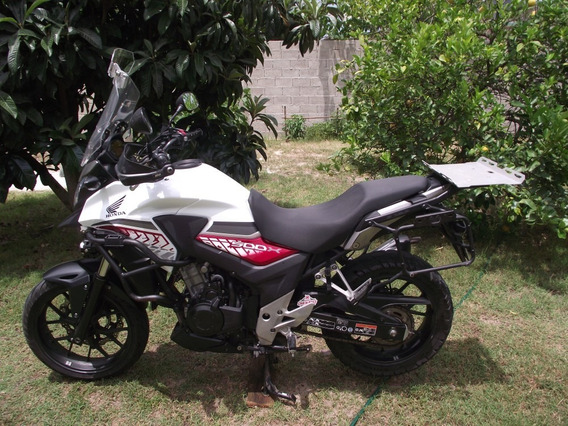 Honda Cb500x Año 2016