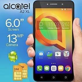 Alcatel A2 Xl Doble Sim Y Banda Smart Gratis Case Más Mica
