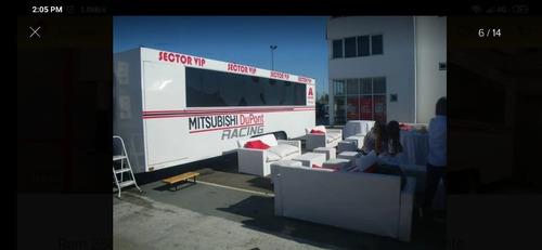 Trailer Pico Cigueña Casilla  Food Truck Trailer Trackday