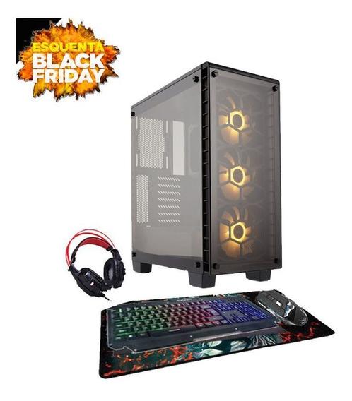 Pc Gamer Maximus I5 Gtx 1650 4gb Ti 8gb Hd1tb + Ssd 160gb