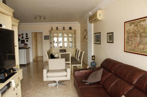 Apartamento Com 4 Dormitórios À Venda, 178 M² Por R$ 780.000,00 - Ponta Da Praia - Santos/sp - Ap3628