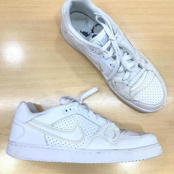 Zapatillas Nike Blancas Talle 42 8.5 Cancheras