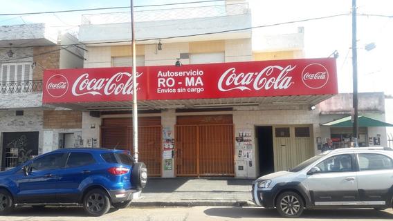 Venta Local Con Vivienda En Planta Alta.( Ideal Inversores )