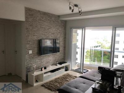 Otimo Apartamento De 70m² Em Alphaville, Condomínio Novare. - Ap1653