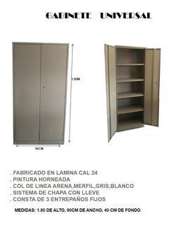 Gabinete Universal Metalico Alacena Anaquel Estante